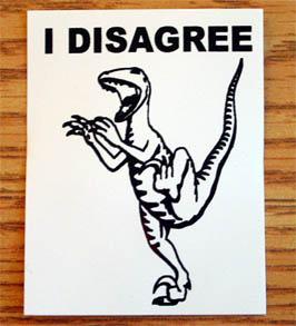 idisagree!